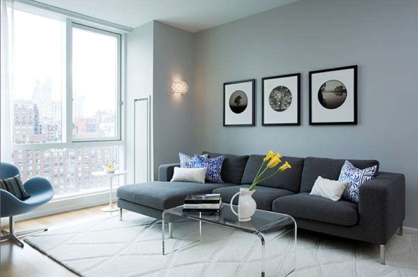 Charcoal Gray Sofa Design Ideas For What Color To Paint Walls With. Friday  Finds Again With The Grays Hirshfield S