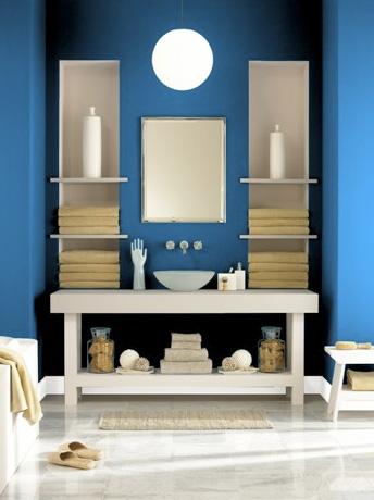 Benjamin Moore California Blue