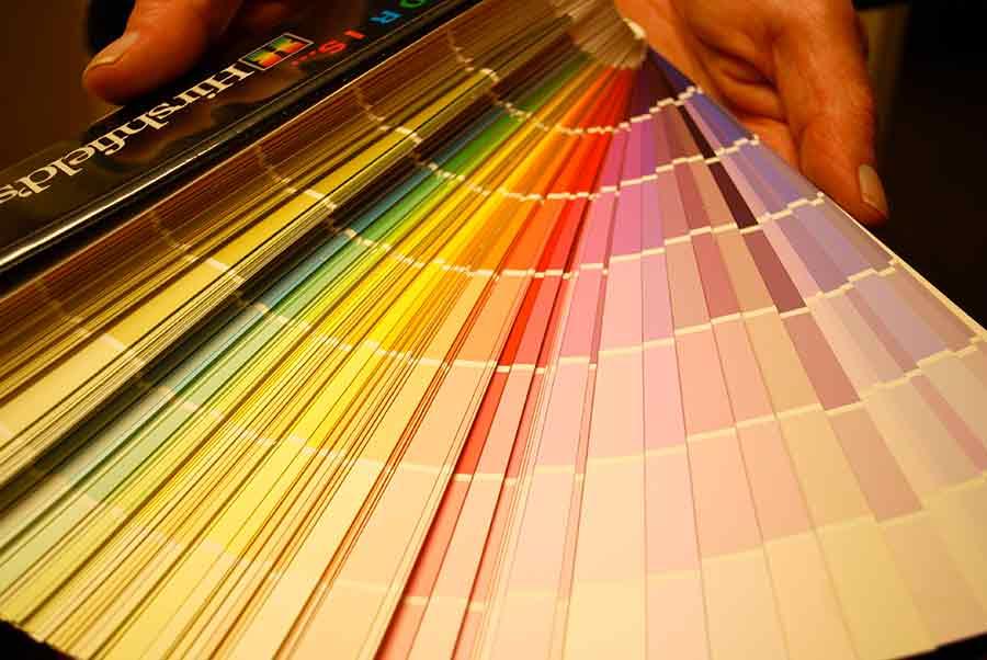Color Matching Hirshfields