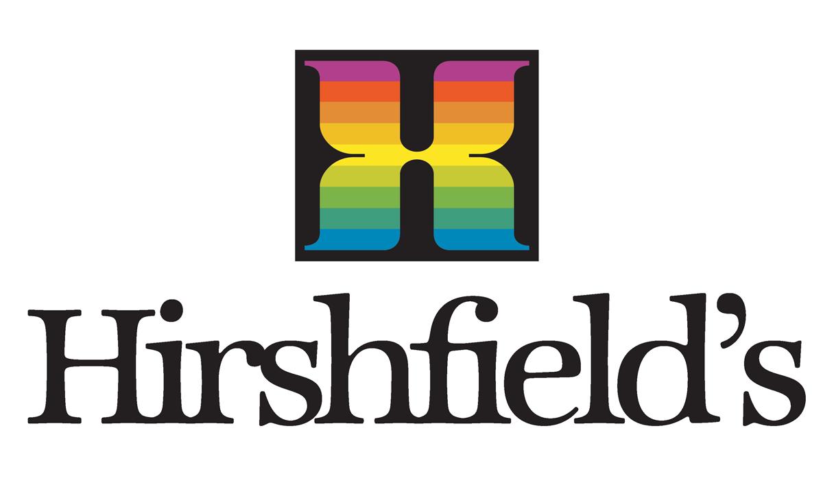 hirshfields logo square