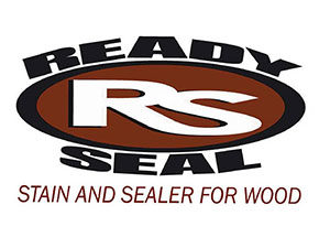 Ready Seal Stain logo paint and supplies