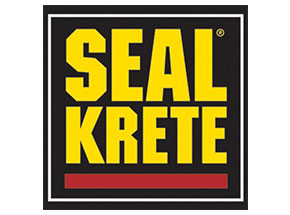 seal krete logo paint and supplies